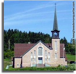 Église catholique port-daniel-gascons